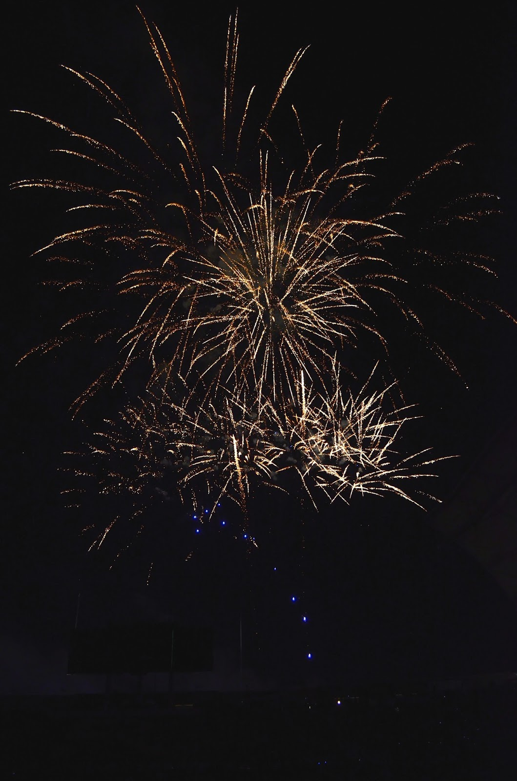 Pioneer Day Fireworks
