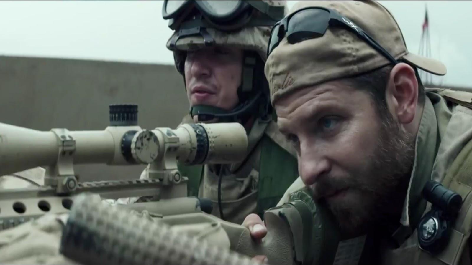 "On ""American Sniper"""