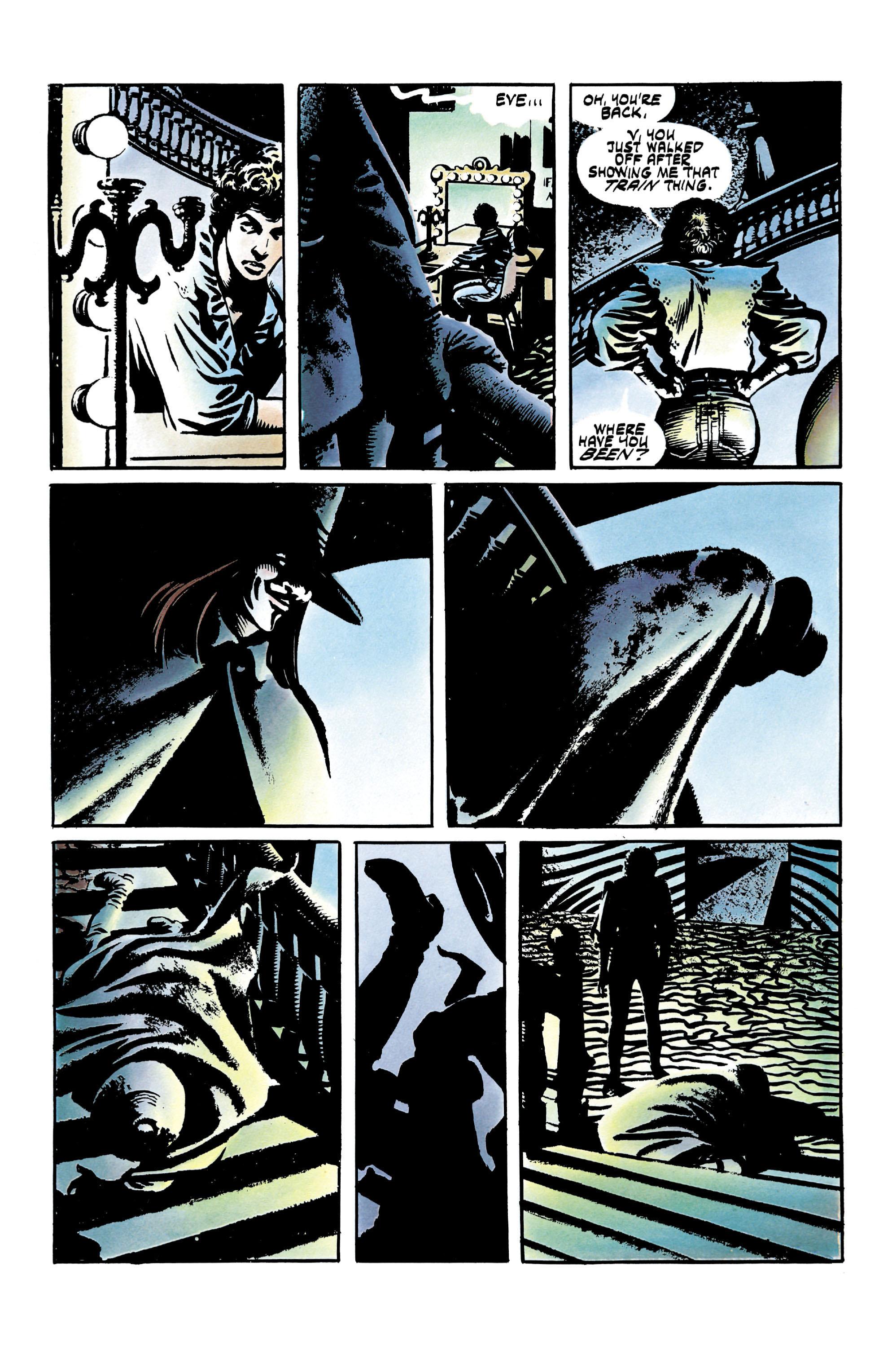 V for Vendetta chap 10 pic 8