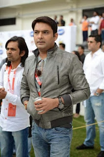kapil fun at ccl dubai