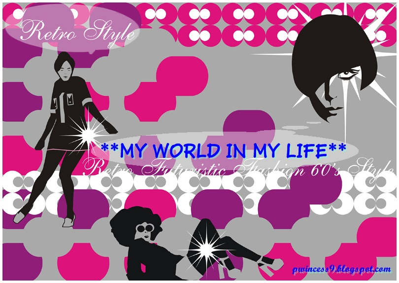 **MY WORLD IN MY LIFE**