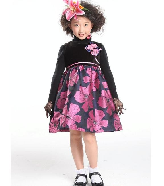 Clothing Kids Frock Designs Pictures Children Clothes ...