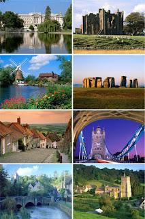 Картинки для рабочего стола с видами Великобритании