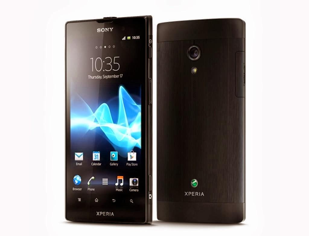 Spesifikasi Dan Harga Sony Xperia ion Terbaru 2014