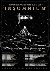 Insomnium + Tribulation @ Hard Club