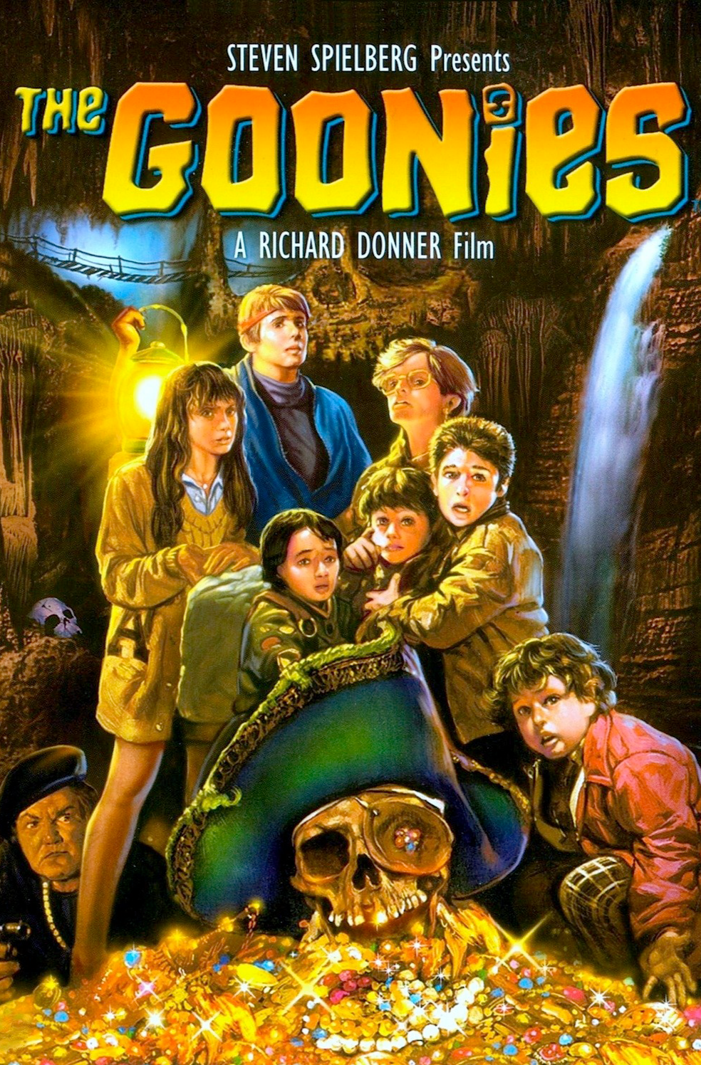 Fan Art With The Goonies More Posters And Below Click To