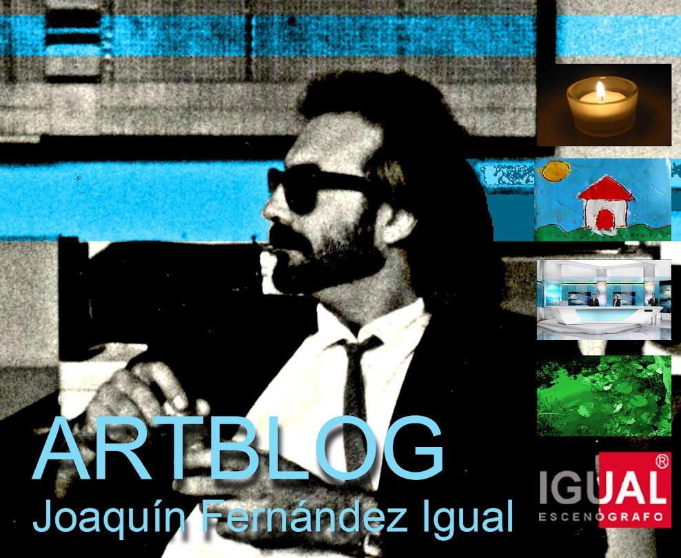 ARTBLOG de Joaquín Fernández Igual
