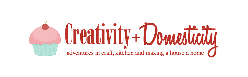 Creativity &amp; Domesticity