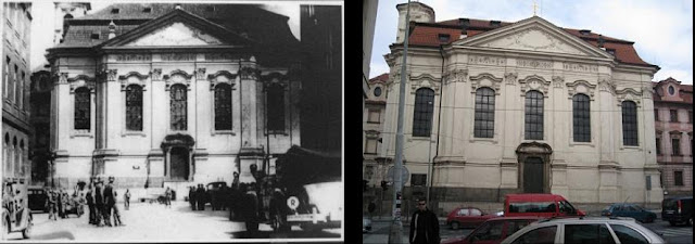 Church of Ss. Cyril and Methodius Then and Now