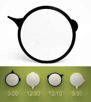 wall clock design 01