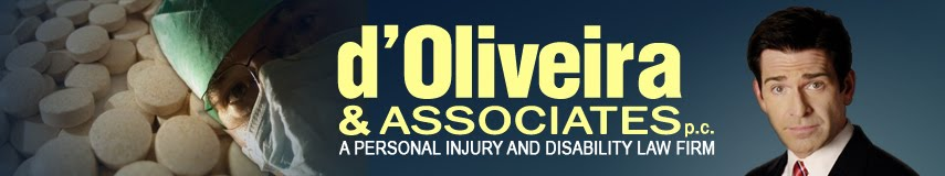 Dangerous Drug Blog by d'Oliveira & Associates