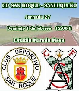 CD San Roque - Sanluqueño