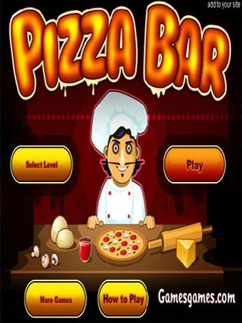 Apakah kamu profesional pembuat pizza atau orang yang akan mengambil