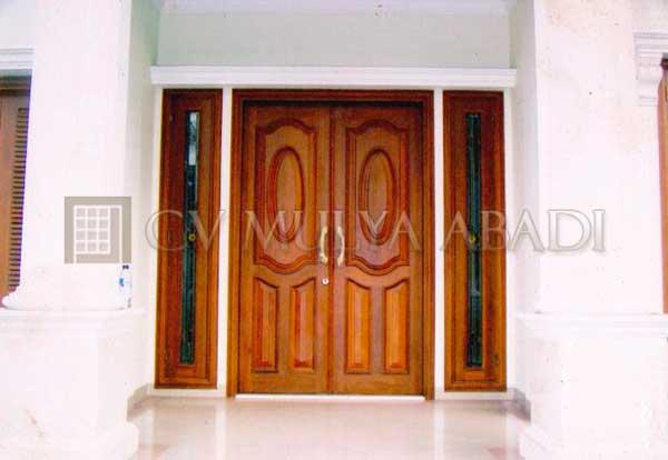 Pekerjaan Kusen Pintu Jendela Minimalis di Bogor