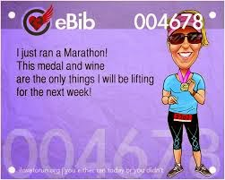 marathon, running, inspiration, ecard, funny, quotes