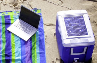 Coolest Outdoor Coolers - Solar Cooler (15) 2