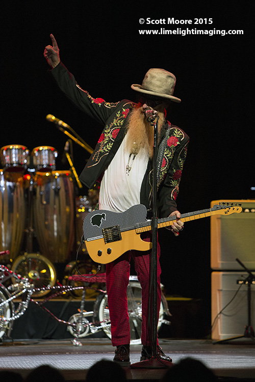 Covering the limelight in atx billy gibbons and the bfg 39 s rock acl live - Zz top la grange drum cover ...
