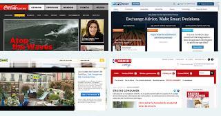 """Firmas como Coca-Cola, American Express, Ikea o Eroski utilizan el """"periodismo de marca"""