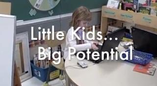 Little Kids big potential