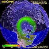 Auroral Oval Activity Level