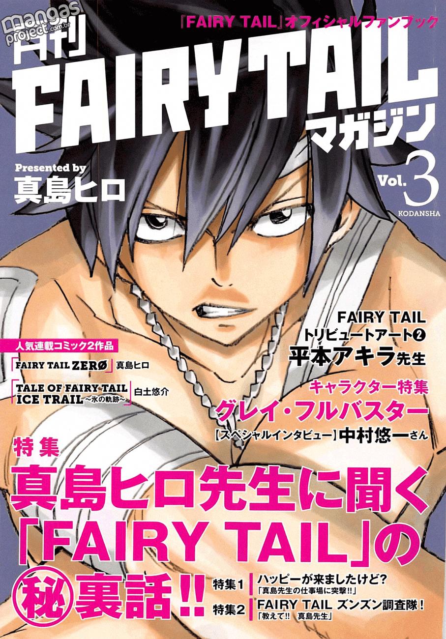 Fairy Tail Zero 03 Mangá leitura Online