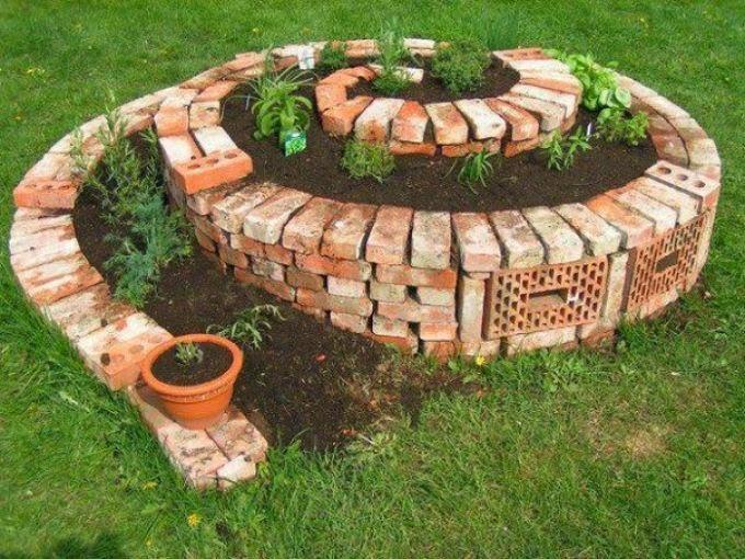 Ideas Para Jardn. Via Html. Huerta Elevada Para Hacer En El Jardin ...