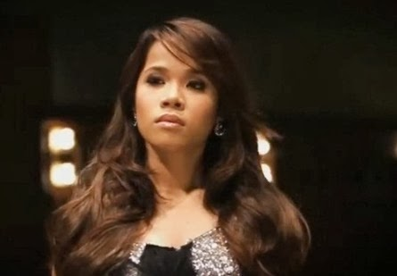 Klarisse de Guzman. Will she be the first Voice of the Philippines?