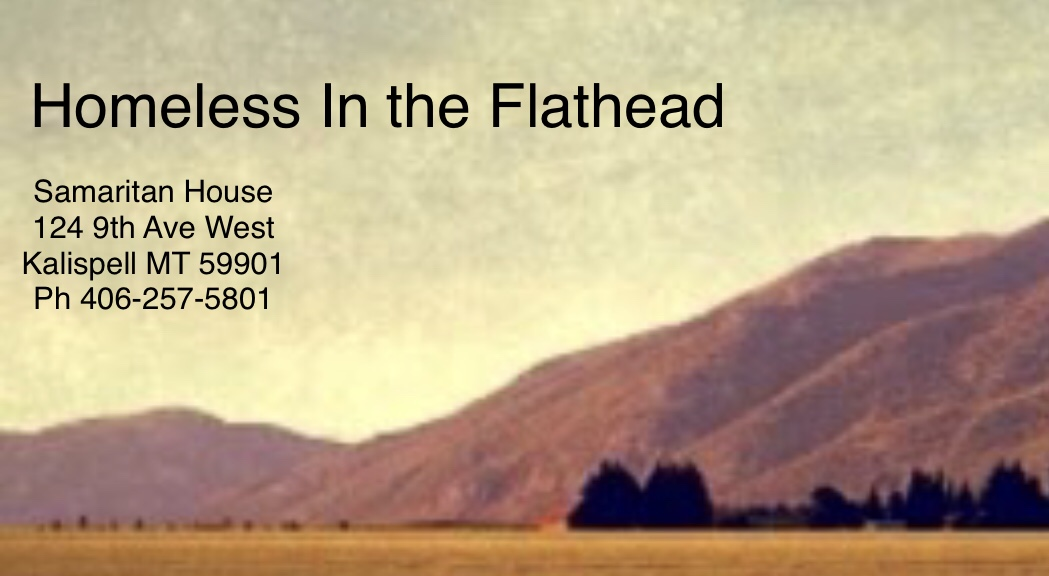Homeless in the Flathead