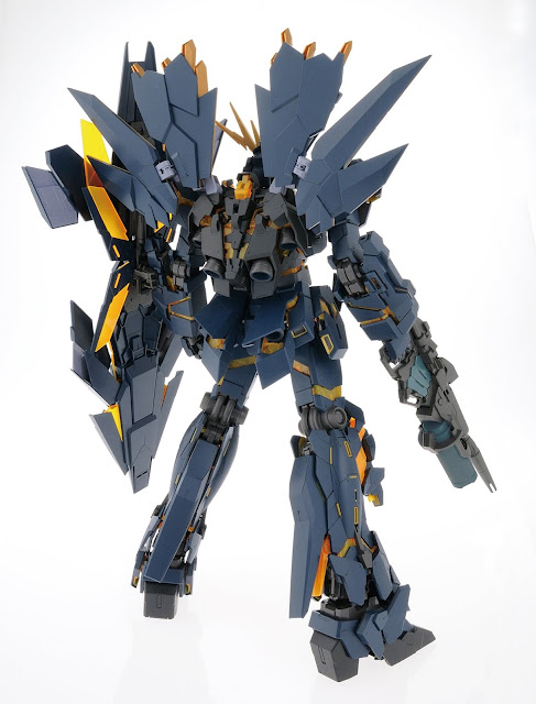 PG 1/60 Banshee Norn Destroy Mode View