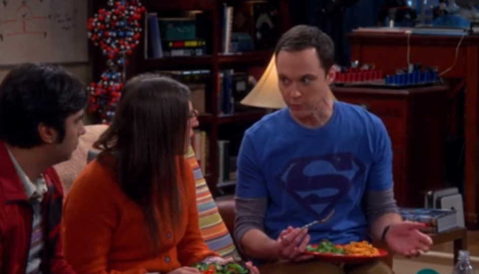 The Big Bang Theory - The Intimacy Acceleration - Review