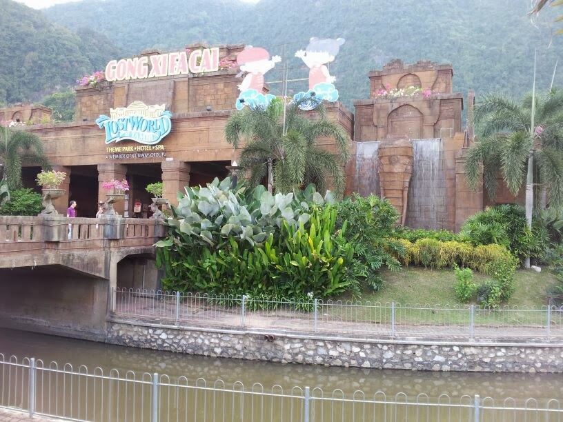Waterpark Lost World of Tambun Part 1