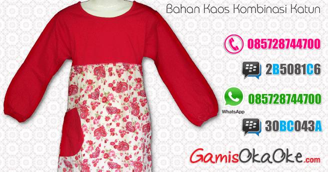 Baju terusan atau gamis anak model terbaru 2014 Foto baju gamis anak muda terbaru