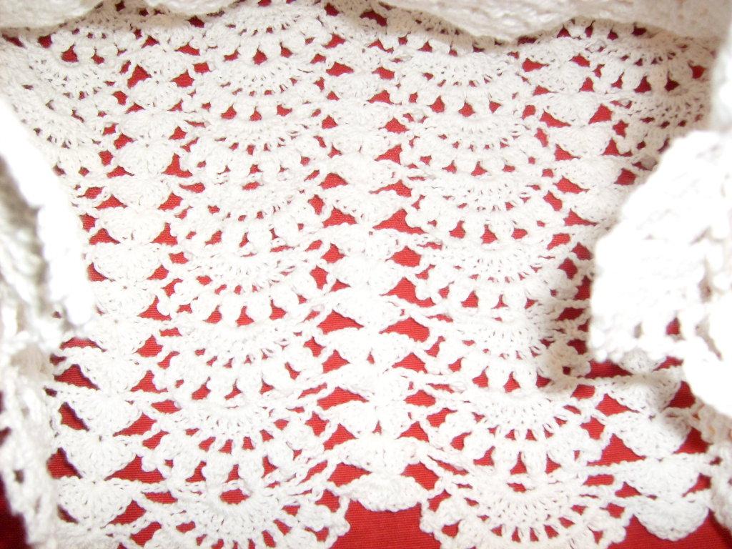 crochet para bebé de 3 a 6 meses, hilado de Algodón Nube, tejido en