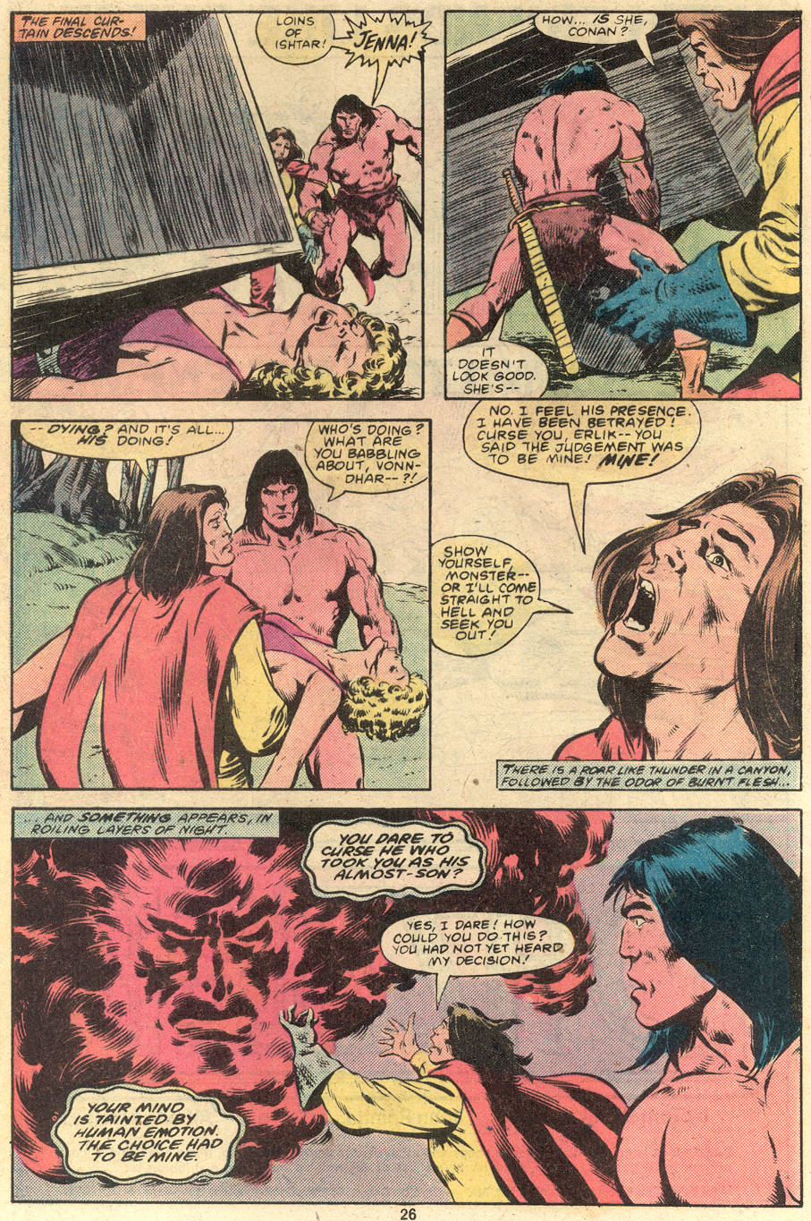 Conan the Barbarian (1970) Issue #120 #132 - English 20