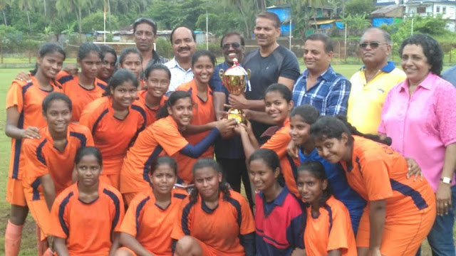 Carmel HSS win the GFA U18 Girls Tournament