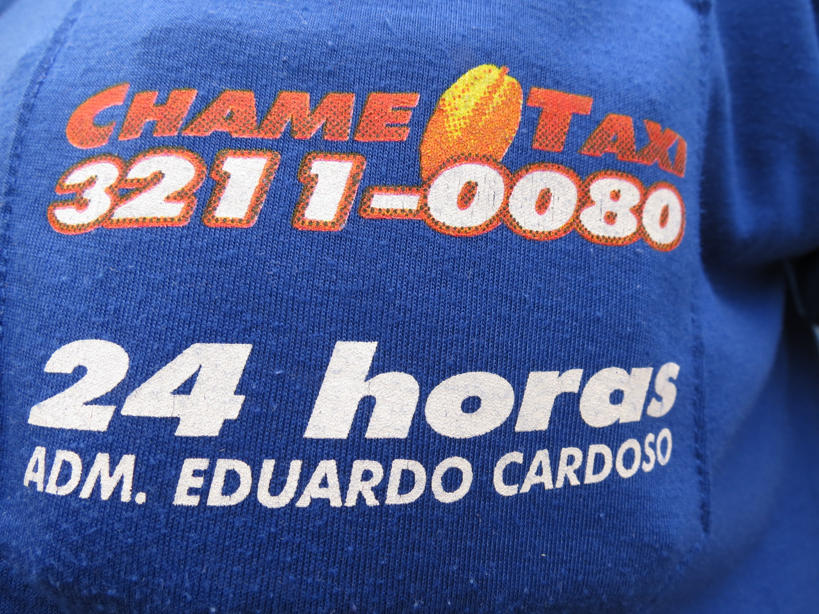 CHAME TAXI 3211-0080