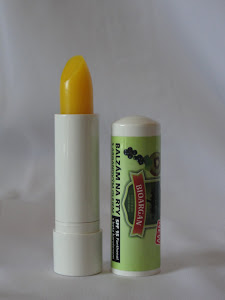 Argan oil lip balm