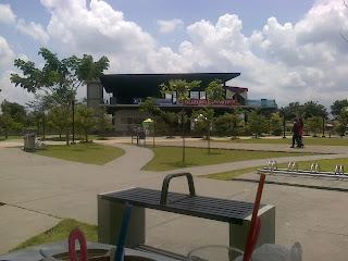 Kisah Malam Tahun Baru 2012 Di Taman Kota Purwokerto