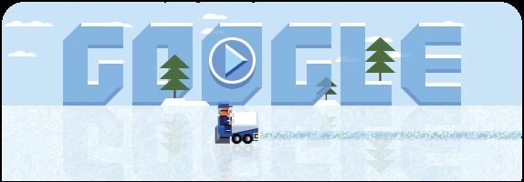 Gelo Doodle Google Games
