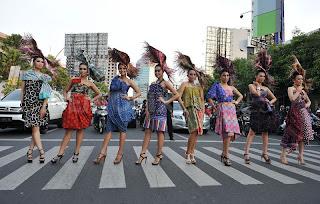Batik show