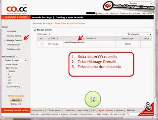 Picture13 Buat Email @1Malaysia Dengan Domain Sendiri Secara PERCUMA!!!