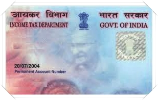 Check pan card status processing fee coupon number