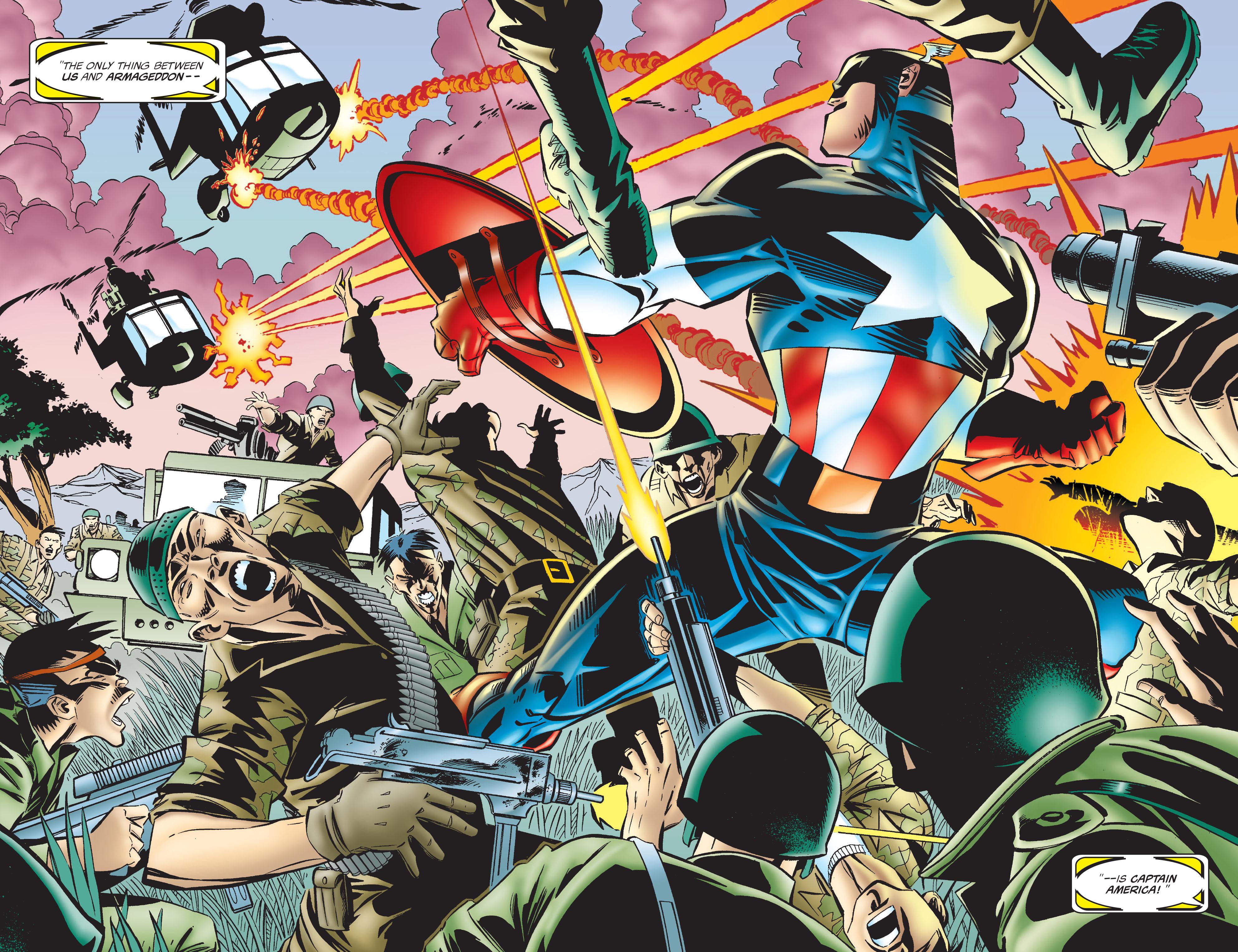 Captain America (1968) Issue #454 #411 - English 18
