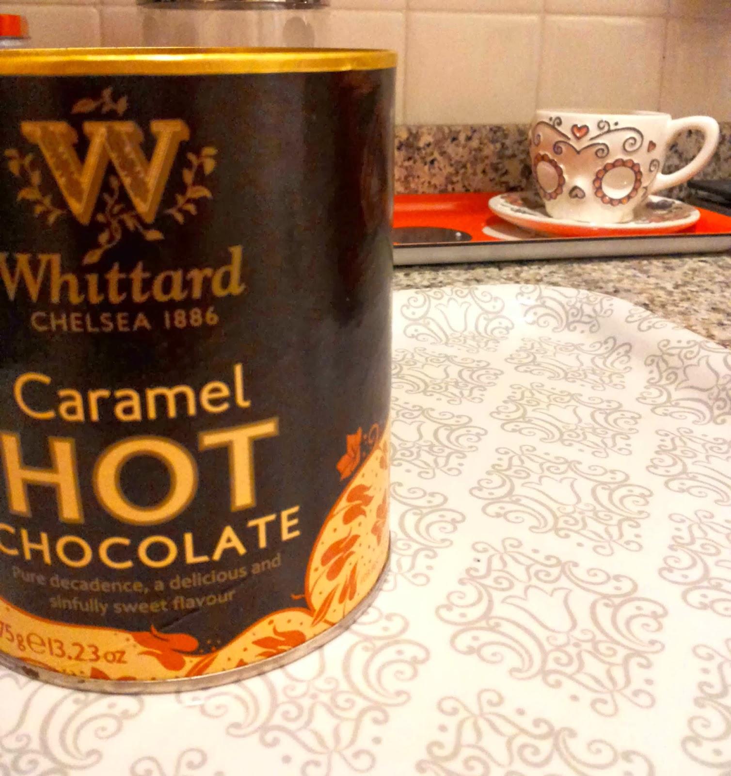 cioccolata calda whittard