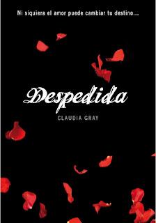 Saga Medianoche: 03- Despedida de Claudia Grey