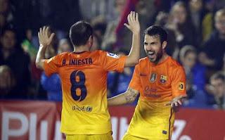 Prediksi Skor Pertandingan Barcelona vs Athletic Bilbao 2 Desember 2012 Liga Spanyol