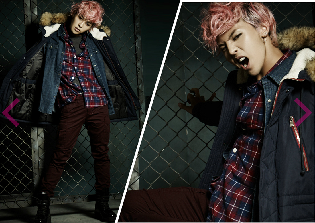 Oddness Weirdness G Dragon Is All Pink Amp Sassy For Bsx