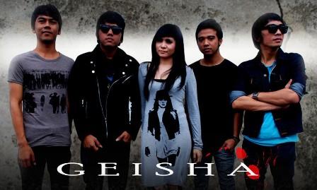 Geisha - Penyanyi Paling Populer di Indonesia