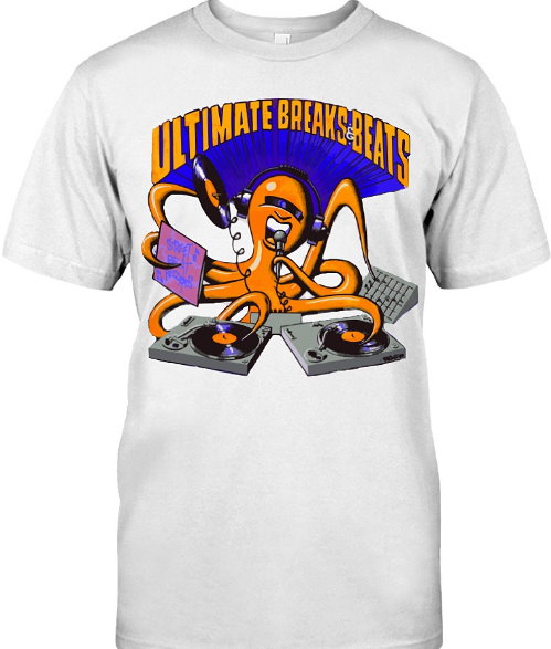 Ultimate Breaks & Beats Download and Free TShirt!