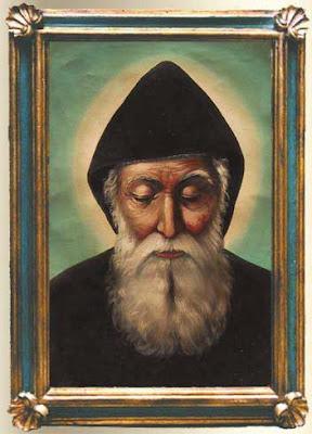 Imagen de San Charbel el Santo Maronita